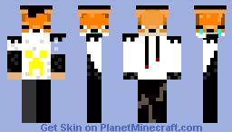 zorro karateka Minecraft Skin