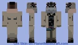 Juzo Inui ( No Guns Life ) Minecraft Skin
