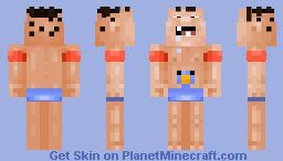 Oof... Minecraft Skin