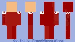 red velvet cake Minecraft Skin