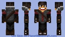 ill work on it Minecraft Skin