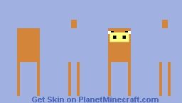 Gravcow Minecraft Skin