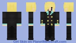 Sanji Minecraft Skin
