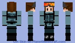 squide Minecraft Skin