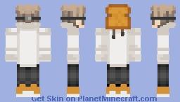 Toasty Mask Minecraft Skin