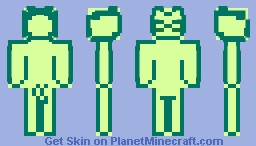 Froggy Minecraft Skin