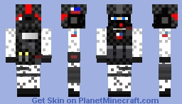 Artic Spec Ops Soldier Minecraft Skin