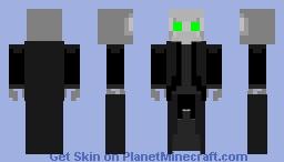 Shrike~ mortal engines Minecraft Skin