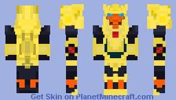 SotW- Hubcap Minecraft Skin