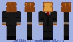 Mr Bread Minecraft Skin