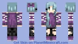 chilly Minecraft Skin