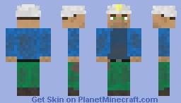 Polish Miner Minecraft Skin