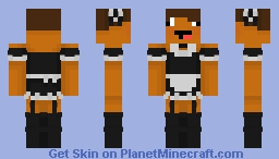 Maid Rystical_ Minecraft Skin