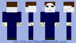 Halloween: Michael Myers Minecraft Skin