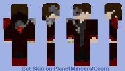 Bounty Hunter (No Lightsaber) Minecraft Skin