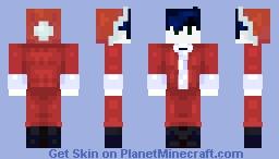 Santa JayToony Minecraft Skin