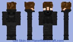 Spec ops Minecraft Skin