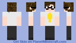 Rob Cantor Tally Hall Minecraft Skin