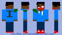 Classic Rei - The Remake! Minecraft Skin