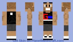 Leandro Twin Minecraft Skin