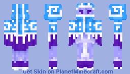 Cloud Walker -#5- Huevember2020 Minecraft Skin