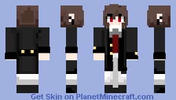 Wife 1 Minecraft Skin