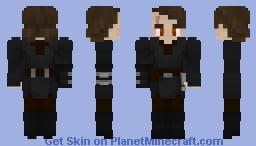 Anakin Skywalker (Revenge of the Sith) Minecraft Skin