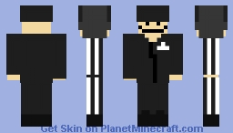 wth is this Minecraft Skin