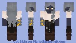 [LoTC] It's Amnesia Innit Minecraft Skin