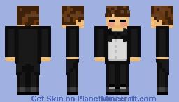 My Skin (Fancy Mk. II) Minecraft Skin