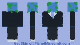 Business Man - Planet Minecraft 10 Years Anniversary Minecraft Skin