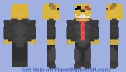 MoltenONI [ The Clout Consumer ] Minecraft Skin