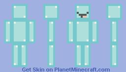 Skeppy's skin but I used a color pallet i found online Minecraft Skin