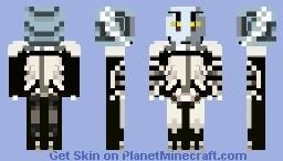 General Grievous -𝓢𝓽𝓪𝓻 𝓦𝓪𝓻𝓼 Minecraft Skin