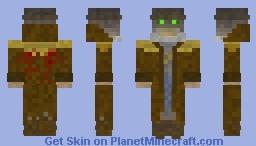 DuskDude - The Intruder - DUSK Minecraft Skin