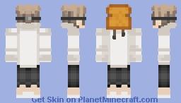 Toasty Mask (Fix) Minecraft Skin