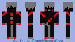 i tried yall Minecraft Skin