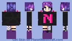 Update(fixed) Minecraft Skin