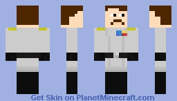 Admiral H e i n z Minecraft Skin