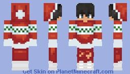 Christmas Skin V2 (No Cap) Minecraft Skin