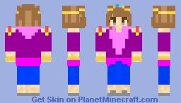 My Sister's Skin Minecraft Skin