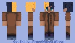 Areumadlol ( skin Remake ) Minecraft Skin