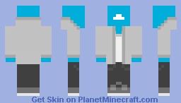 cloud Minecraft Skin