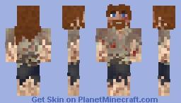 [Ayador WR-RP] Reed Vega | Slave, Prisoner (3D Eyes) Minecraft Skin