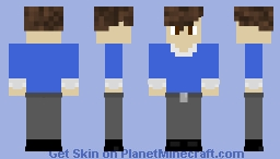 Pls dont delete. Issues fixed Minecraft Skin