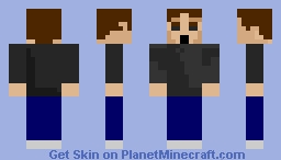 Principal of the Thing Minecraft Skin