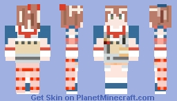 Craft Friends! Lisa Imai - Happy - Getting Closer Minecraft Skin