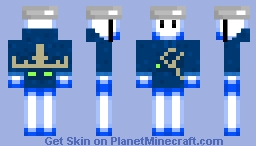 new and improved Maximouse Minecraft Skin