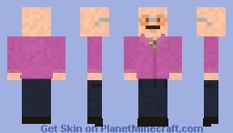 Gary (Murder House) Minecraft Skin