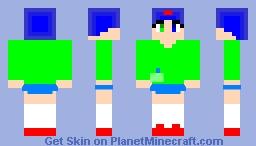 Book (BFB) Minecraft Skin